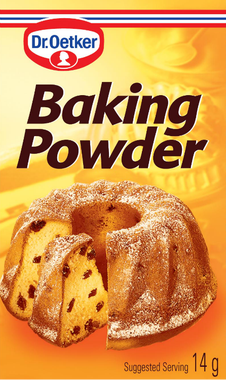 Dr  Oetker Baking Powder - Dr  Oetker Baking Powder by Dr