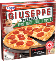 Giuseppe Thin Crust Pepperoni