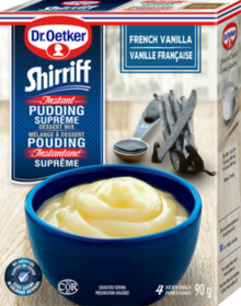 Pudding Suprême French Vanilla